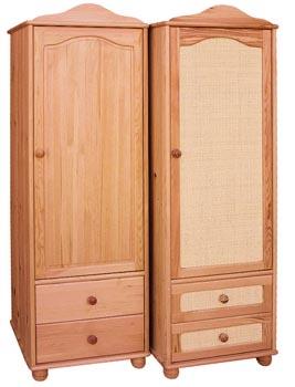 PL REGÁLY Dřevěná skříň prádelní