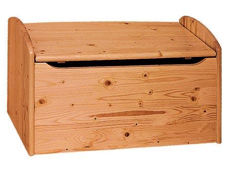 DREWAL Dřevěná truhla Rex