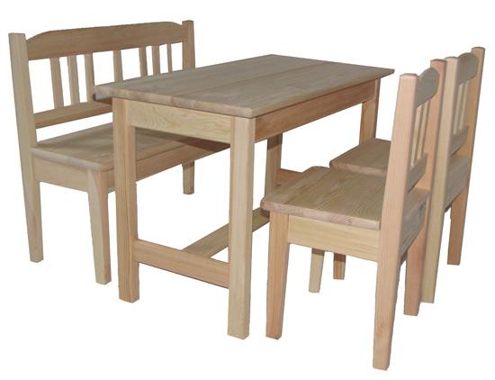 PL REGÁLY Dětská židle
