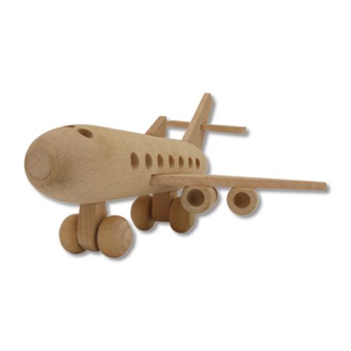PL REGÁLY Dřevěné letadlo
