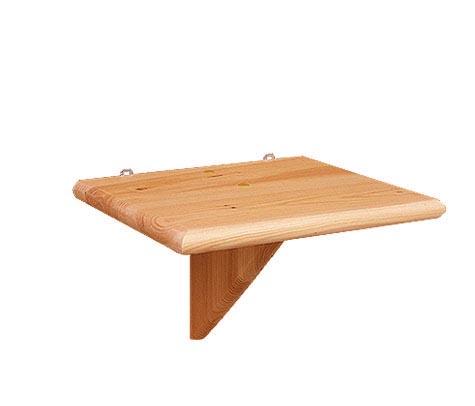 DREWAL Dřevěná polička 30CM