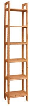 PL REGÁLY Dřevěný regál 40cm