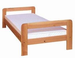 Døevìná postel Nina - zvìtšit obrázek