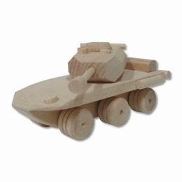 Døevìný tank