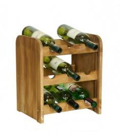 Regál na víno RW-3-9 BOROVICE - zvìtšit obrázek