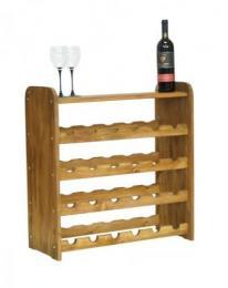 Regál na víno - 24 lahví BOROVICE - zvìtšit obrázek