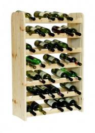 Regál na víno - 42 lahví BOROVICE - zvìtšit obrázek
