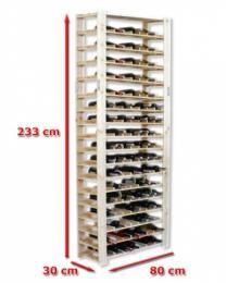Regál na víno - maxi 4  - zvìtšit obrázek