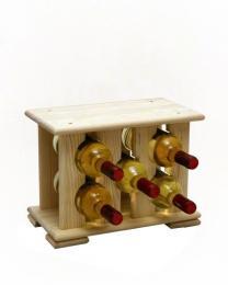 Regál na víno 4-4x2 BOOVICE - zvìtšit obrázek