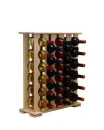 Regál na víno 4-6x6 BOROVICE