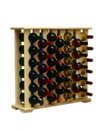 Regál na víno 4-8x6 BOROVICE