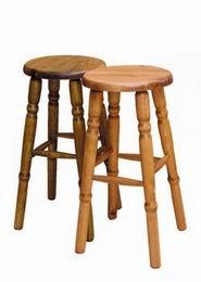 Døevìná stolièka barová è.3