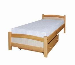 Døevìná postel 80x200