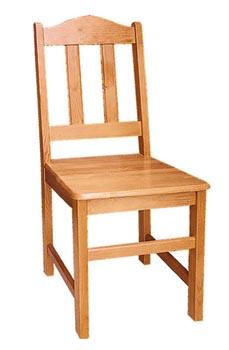 Døevìná židle
